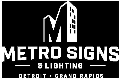 Metro Logo med