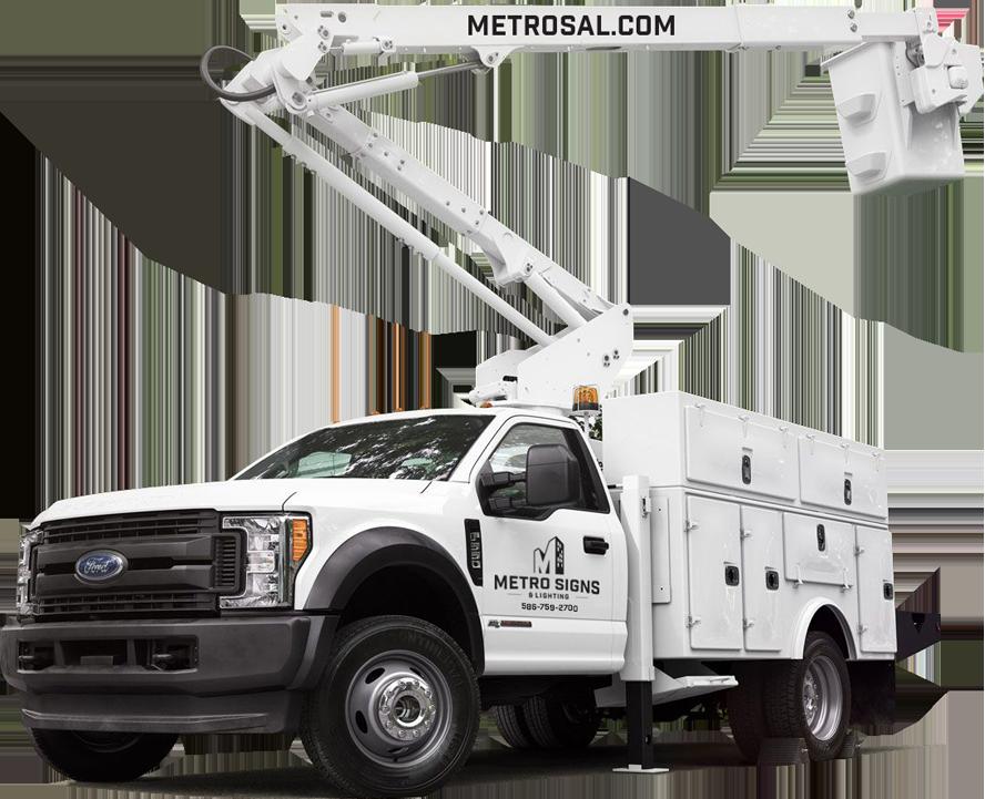 Truck METROSAL