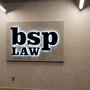 Reception and Lobby Signs logo branding informative signage