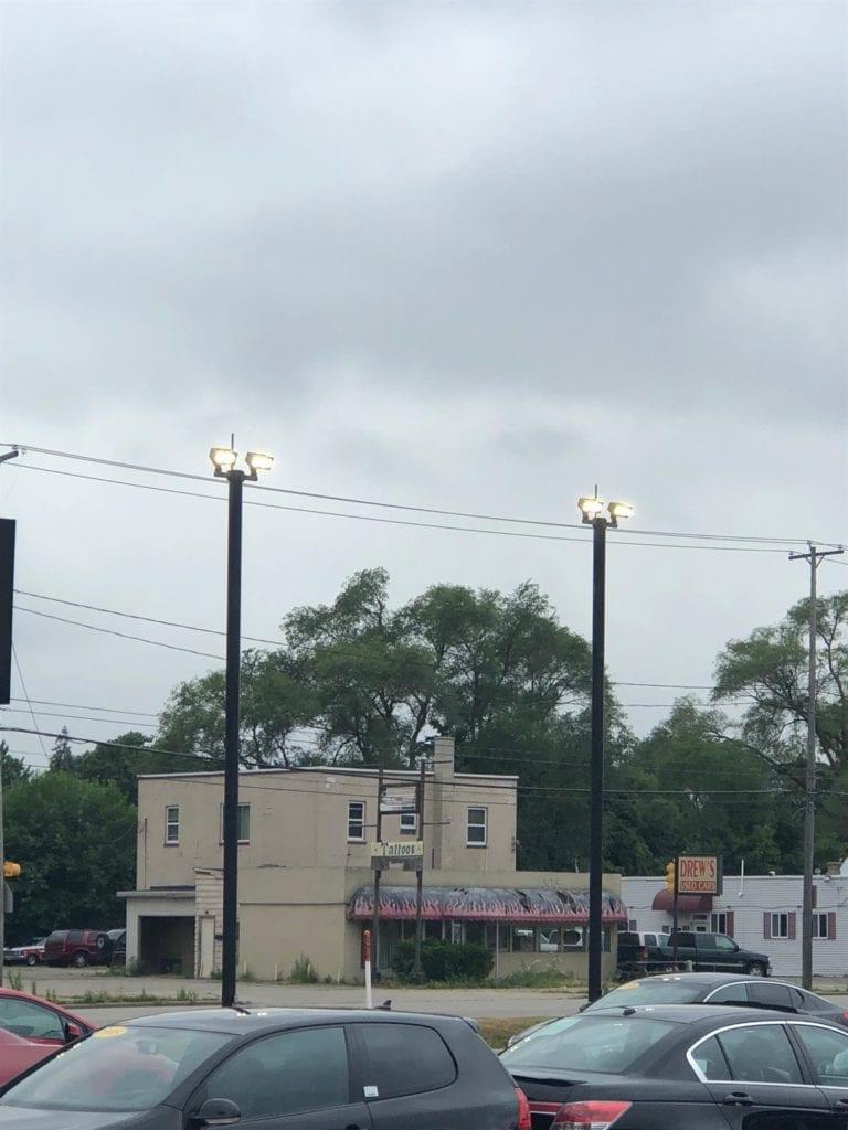 Auto sales lot Retrofit Grand Rapids MI