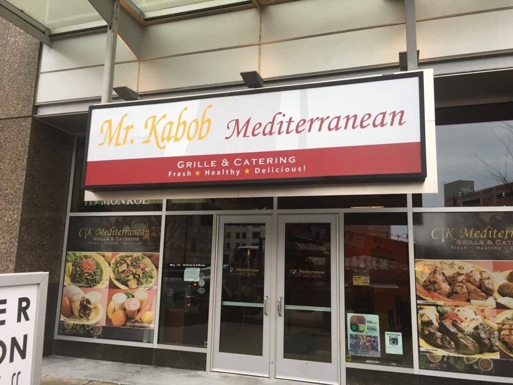 "Mr. Kabob Mediterranean Grille & Catering ""Fresh, Healthy, Delicious!"""