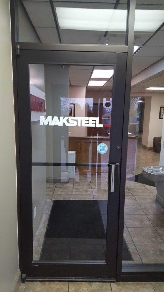 MAKSTEEL DOOR VINYL