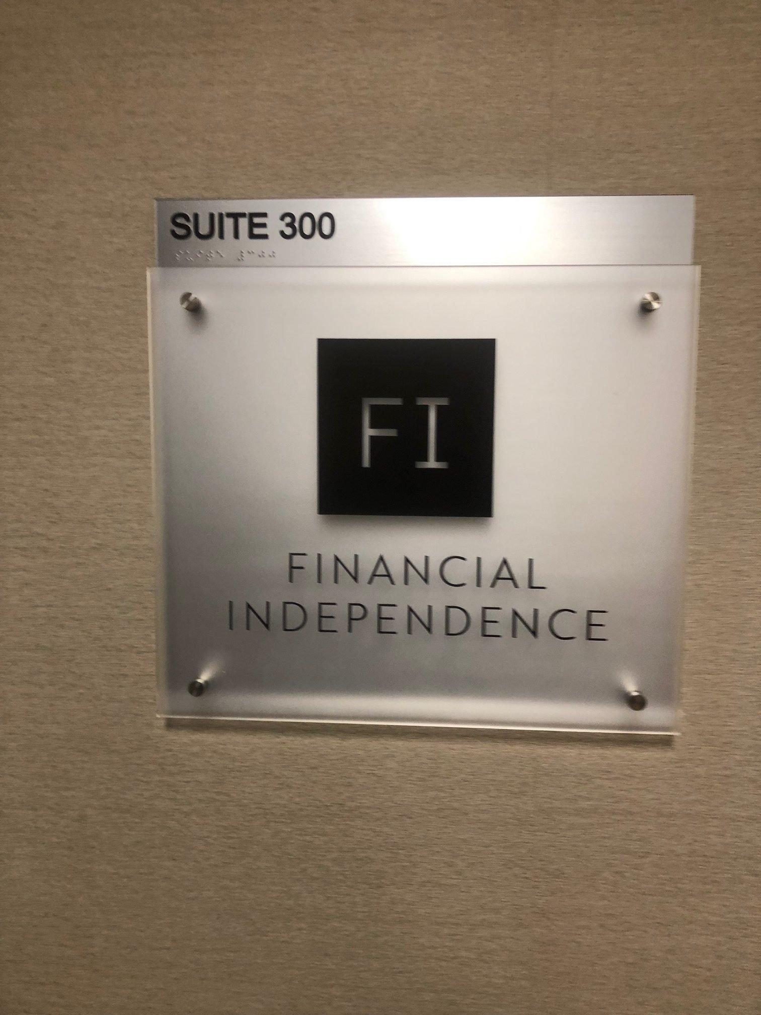 Stoneridge II - Financial Indepenence