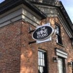 The Wine Studio - Blade Sign