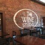 The Wine Studio Wall
