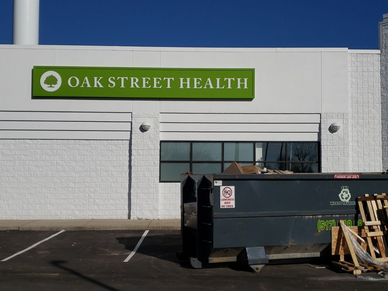 Oak Street Health Flint Metro Signs Amp Lighting