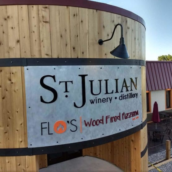 St. Julian - Winery, Distilllery