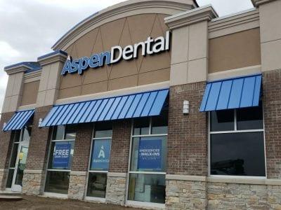 Aspen Dental_Channel Letters